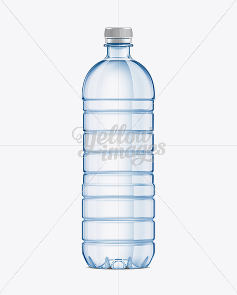 Plastic bags mockup - 1l Plastic Water Bottle Mockup In Bottle Mockups On Yellow