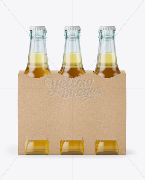 how to open a beer bottle with paper