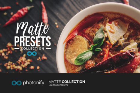 Matte Effect Photography Lightroom Preset Collection