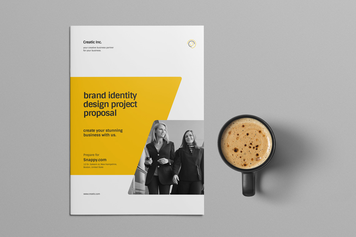 branding proposal Ready to land the branding clients everyone wants to work with land more clients with this free proposal template for branding projects.