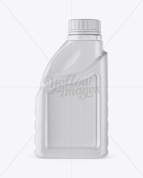 Plastic motor oil bottle mockup in bottle mockups on for Motor oil plastic bottle manufacturer
