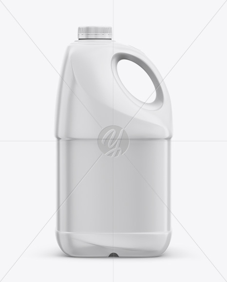 Front View In Jerrycan Mockups On