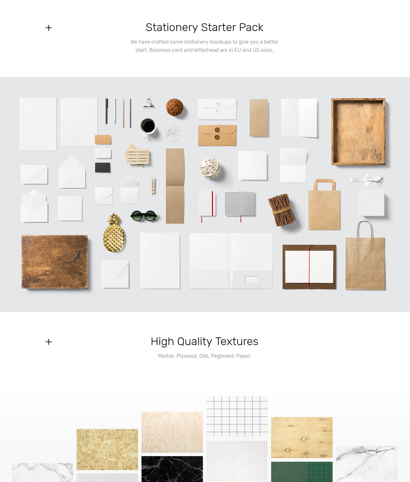 20 Letterhead Templates Mockups That Will Save You Time: Floral Mockups + Stationery Pack In Stationery Mockups On