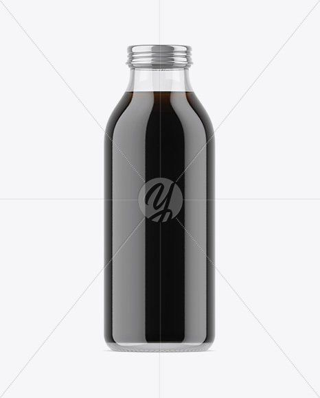 Coffee Bottle Mockup